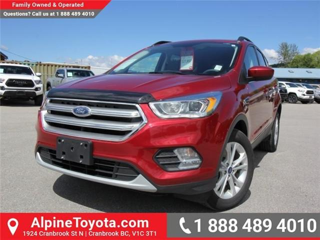 2017 Ford Escape SE (Stk: 5565295A) in Cranbrook - Image 1 of 15
