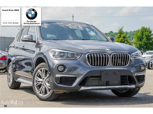 2017 BMW X1 xDrive28i (Stk: PW4405) in Kitchener - Image 1 of 22