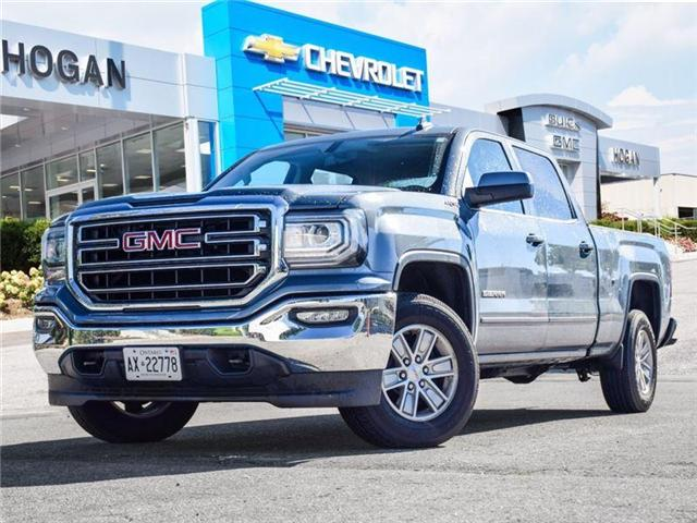 2016 GMC Sierra 1500 SLE (Stk: A222063) in Scarborough - Image 1 of 24