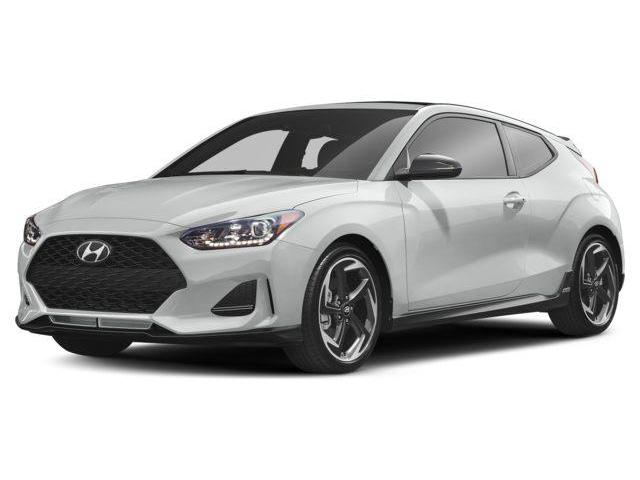 2019 Hyundai Veloster  (Stk: 007980) in Milton - Image 1 of 3
