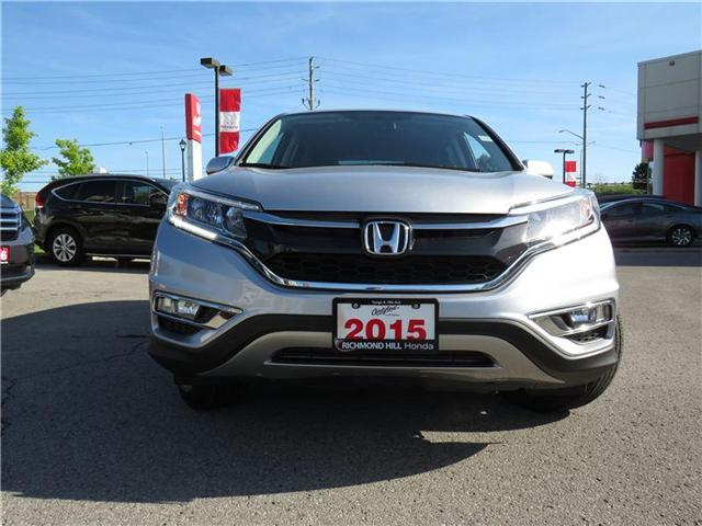 2015 Honda CR-V EX-L (Stk: 1972PA) in Richmond Hill - Image 2 of 18