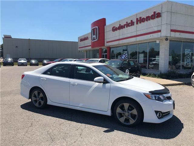 2014 Toyota Camry SE (Stk: U05318) in Goderich - Image 1 of 21
