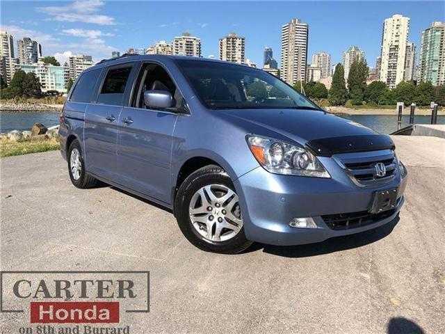 2007 Honda Odyssey Touring (Stk: 8J13461) in Vancouver - Image 1 of 30