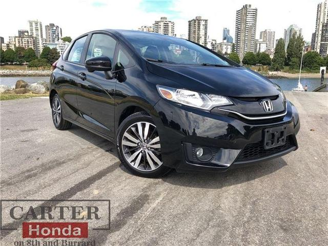 2016 Honda Fit EX (Stk: 9J16031) in Vancouver - Image 1 of 25