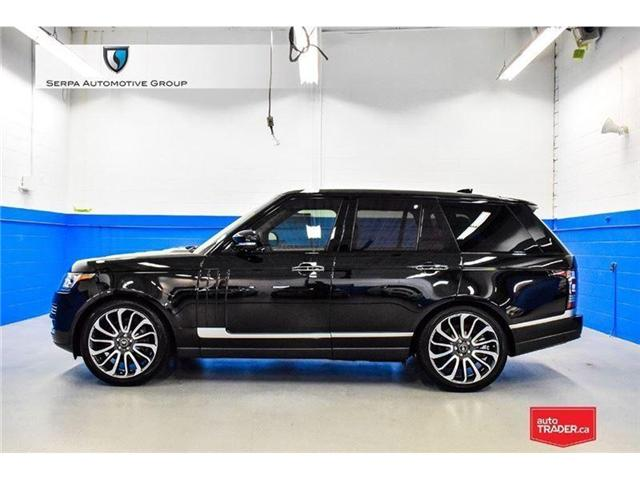 2017 Land Rover Range Rover 5.0L V8 Supercharged Autobiography (Stk: P1016) in Aurora - Image 2 of 21