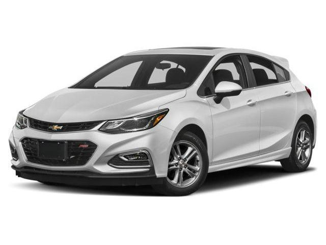 2018 Chevrolet Cruze LT Auto (Stk: C8J206) in Mississauga - Image 1 of 9