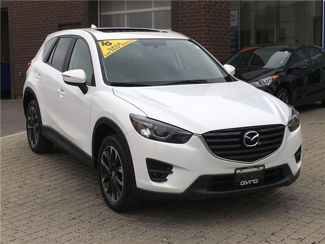 2016 Mazda CX-5 GT (Stk: 27709A) in East York - Image 1 of 30