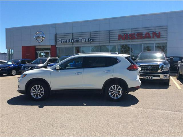 2017 Nissan Rogue SV (Stk: 18-082A) in Smiths Falls - Image 1 of 13