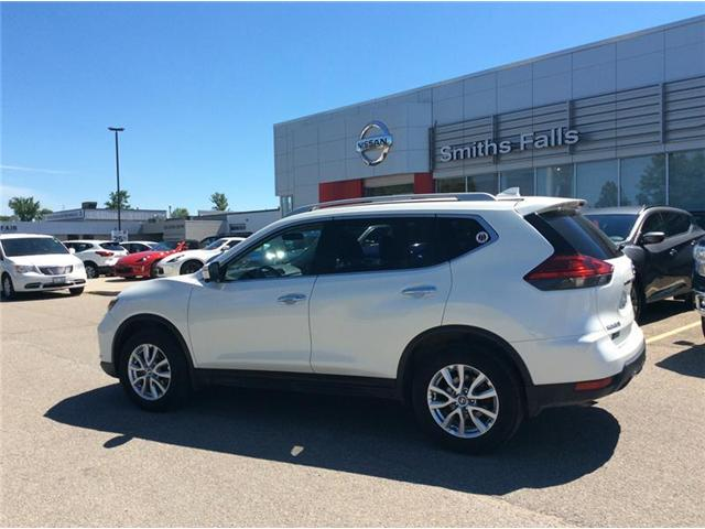 2017 Nissan Rogue SV (Stk: 18-082A) in Smiths Falls - Image 2 of 13