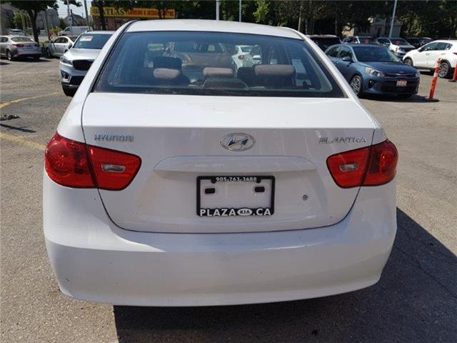 2009 Hyundai Elantra GL (Stk: 6420A) in Richmond Hill - Image 4 of 17