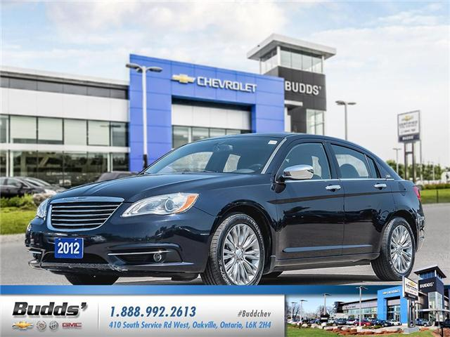 2012 Chrysler 200 Limited (Stk: SV8020A) in Oakville - Image 1 of 25