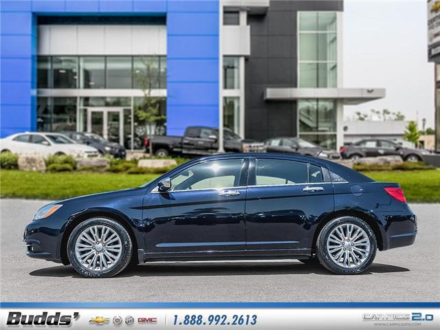 2012 Chrysler 200 Limited (Stk: SV8020A) in Oakville - Image 2 of 25