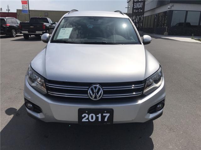 2017 Volkswagen Tiguan Wolfsburg Edition (Stk: 18301) in Sudbury - Image 2 of 13