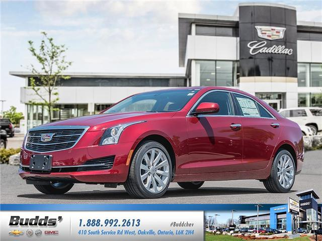 2018 Cadillac ATS 2.0L Turbo Base (Stk: AT8079P) in Oakville - Image 1 of 25