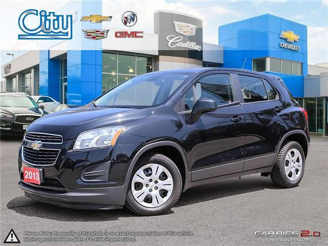2013 Chevrolet Trax LS (Stk: R11821A) in Toronto - Image 1 of 27
