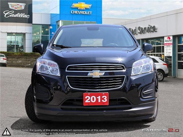 2013 Chevrolet Trax LS (Stk: R11821A) in Toronto - Image 2 of 27