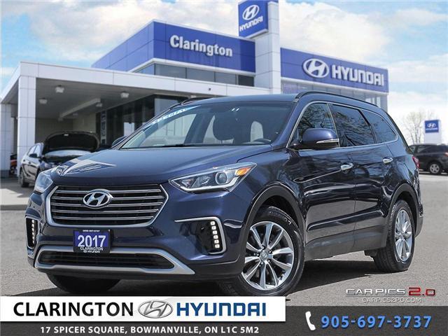 2017 Hyundai Santa Fe XL Premium (Stk: 17803A) in Clarington - Image 1 of 28