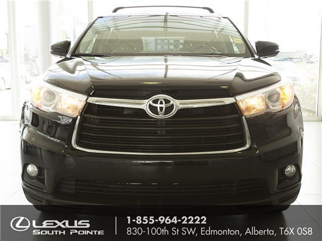 2015 Toyota Highlander Limited (Stk: L800270A) in Edmonton - Image 2 of 21