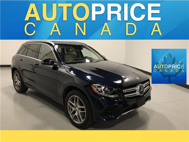 2016 Mercedes-Benz GLC-Class Base (Stk: H9622) in Mississauga - Image 1 of 30