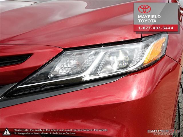 2018 Toyota Camry SE (Stk: 184159) in Edmonton - Image 9 of 20