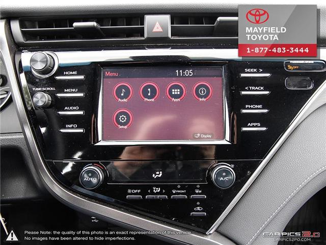 2018 Toyota Camry SE (Stk: 184159) in Edmonton - Image 17 of 20