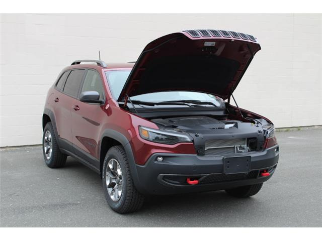 2019 Jeep Cherokee Trailhawk (Stk: D196873) in Courtenay - Image 29 of 30