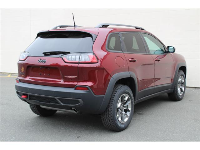 2019 Jeep Cherokee Trailhawk (Stk: D196873) in Courtenay - Image 4 of 30