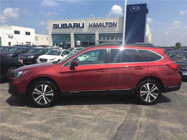 2018 Subaru Outback 2.5i Limited (Stk: S6666) in Hamilton - Image 1 of 13