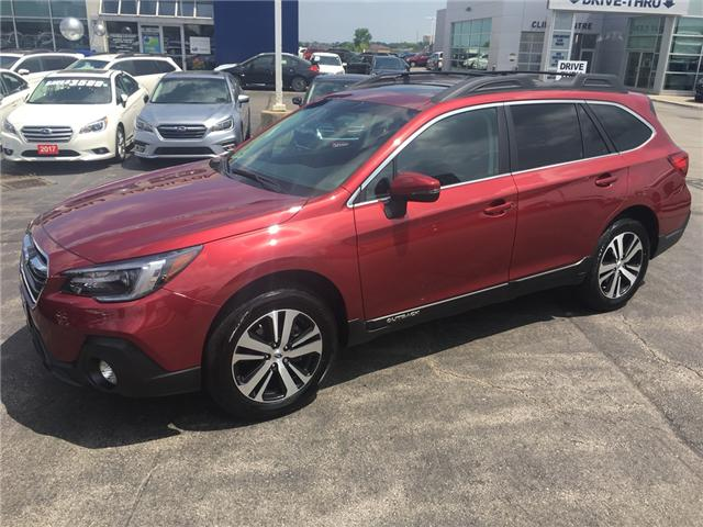 2018 Subaru Outback 2.5i Limited (Stk: S6666) in Hamilton - Image 2 of 13