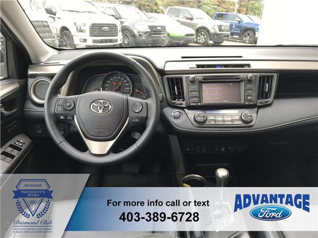2014 Toyota RAV4 Limited (Stk: J-1451B) in Calgary - Image 2 of 10