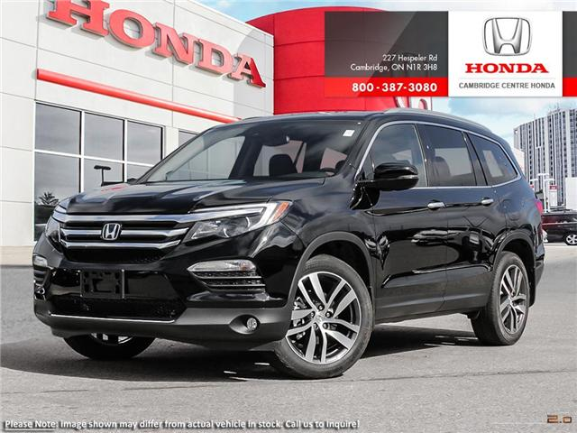 2018 Honda Pilot Touring (Stk: 18830) in Cambridge - Image 1 of 24