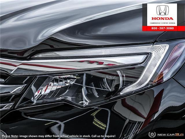 2018 Honda Pilot Touring (Stk: 18830) in Cambridge - Image 10 of 24