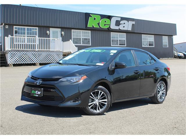 2018 Toyota Corolla LE (Stk: 180660A) in Fredericton - Image 1 of 28