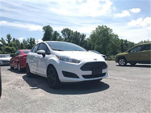 2015 Ford Fiesta  (Stk: ) in Cornwall - Image 1 of 4