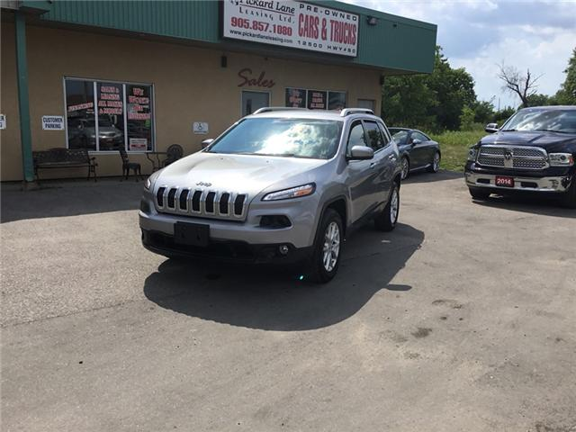 2015 Jeep Cherokee North (Stk: ) in Bolton - Image 1 of 21