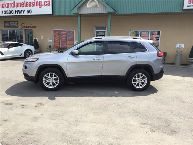 2015 Jeep Cherokee North (Stk: ) in Bolton - Image 2 of 21