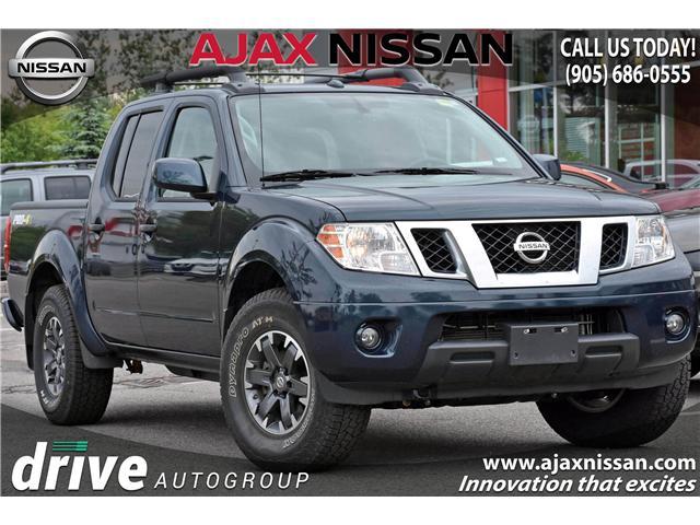 2018 Nissan Frontier PRO-4X (Stk: P3900R) in Ajax - Image 1 of 24