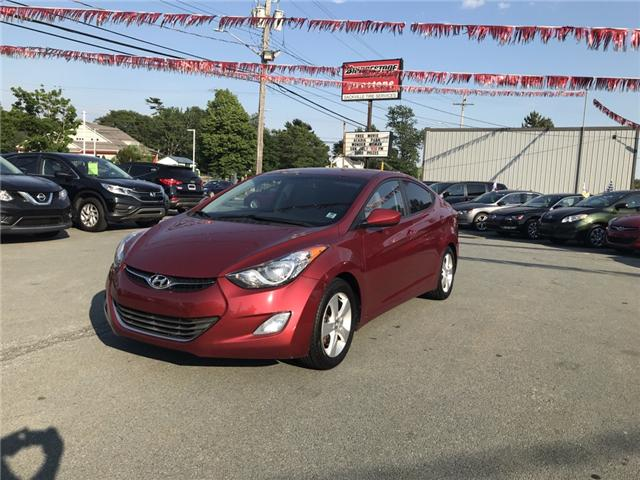 2013 Hyundai Elantra GLS (Stk: U06340) in Lower Sackville - Image 1 of 12