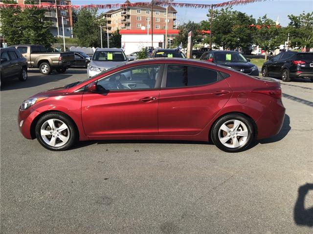 2013 Hyundai Elantra GLS (Stk: U06340) in Lower Sackville - Image 2 of 12