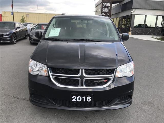 2016 Dodge Grand Caravan SXT (Stk: 18298) in Sudbury - Image 2 of 14
