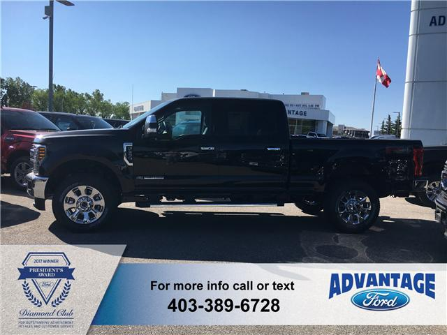 2018 Ford F-350 Lariat (Stk: J-931) in Calgary - Image 2 of 5