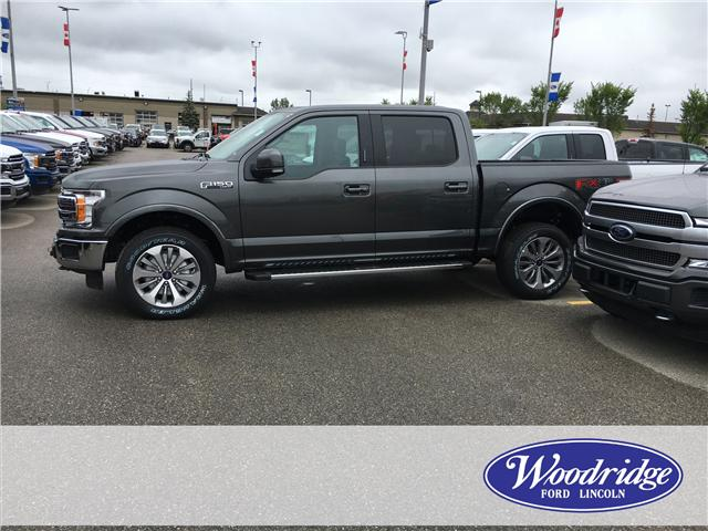 2018 Ford F-150 Lariat (Stk: J-2089) in Calgary - Image 2 of 5