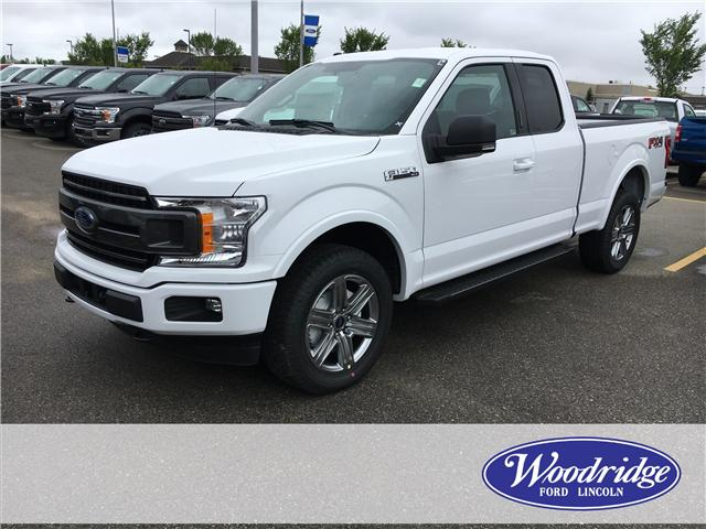 2018 Ford F-150 XLT (Stk: J-2374) in Calgary - Image 1 of 5