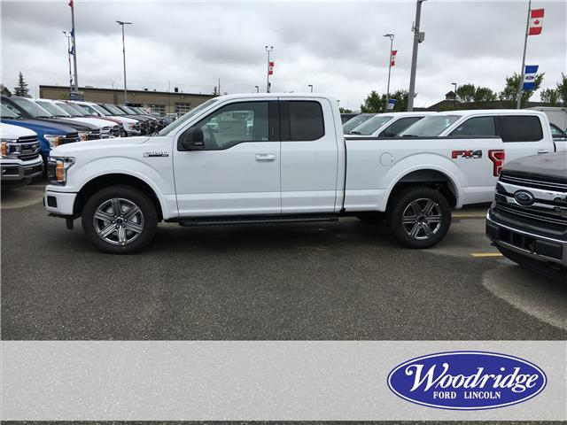 2018 Ford F-150 XLT (Stk: J-2374) in Calgary - Image 2 of 5