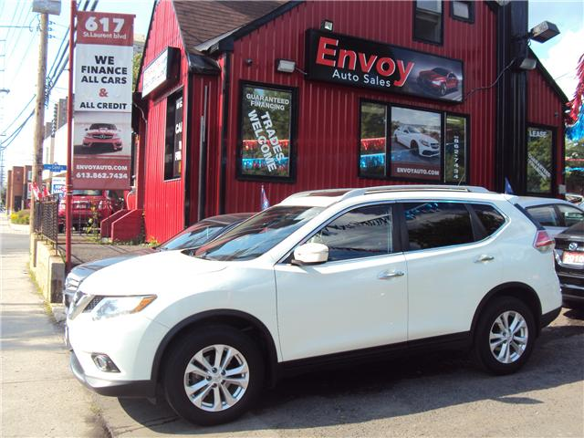 2014 Nissan Rogue SV (Stk: ) in Ottawa - Image 1 of 30