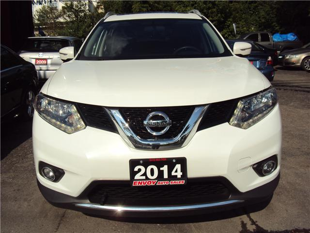 2014 Nissan Rogue SV (Stk: ) in Ottawa - Image 2 of 30