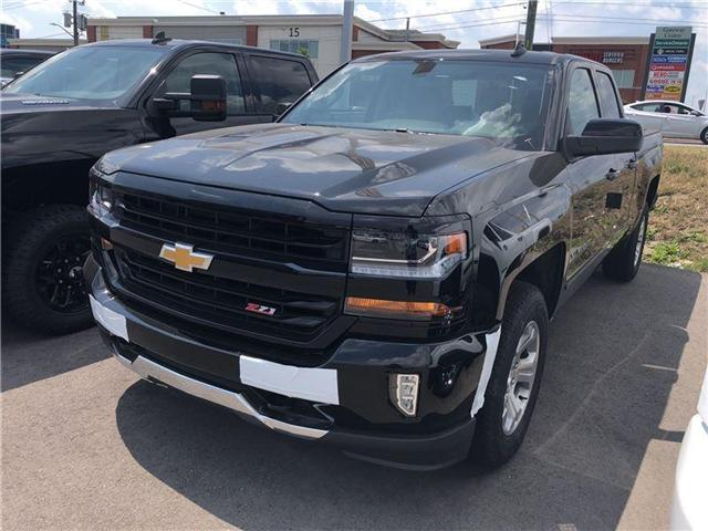 2018 Chevrolet Silverado 1500  (Stk: 111181) in BRAMPTON - Image 1 of 5