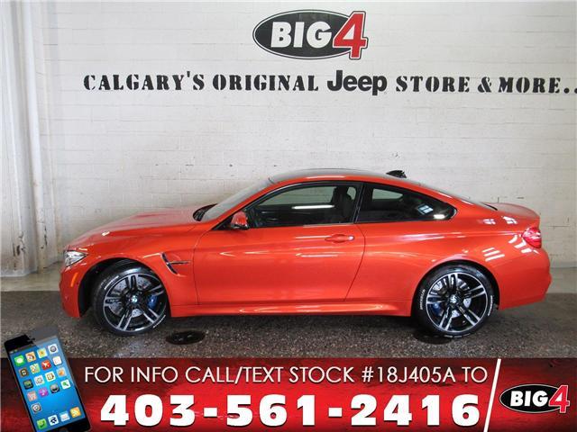 2016 BMW M4 Base (Stk: 18J405A) in Calgary - Image 1 of 21