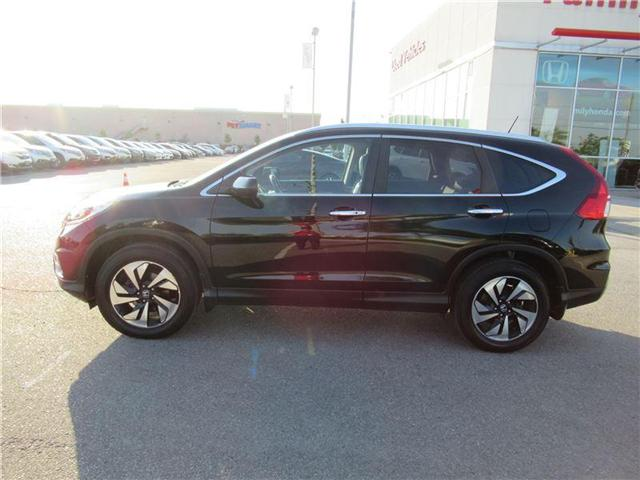 2015 Honda CR-V Touring, WOW! FULLY LOADED! (Stk: 8124916A) in Brampton - Image 2 of 28