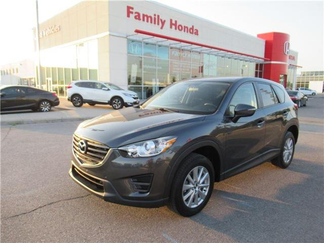 2016 Mazda CX-5 GX, SUCH CLEAN CONDITION! (Stk: 8503751A) in Brampton - Image 1 of 23